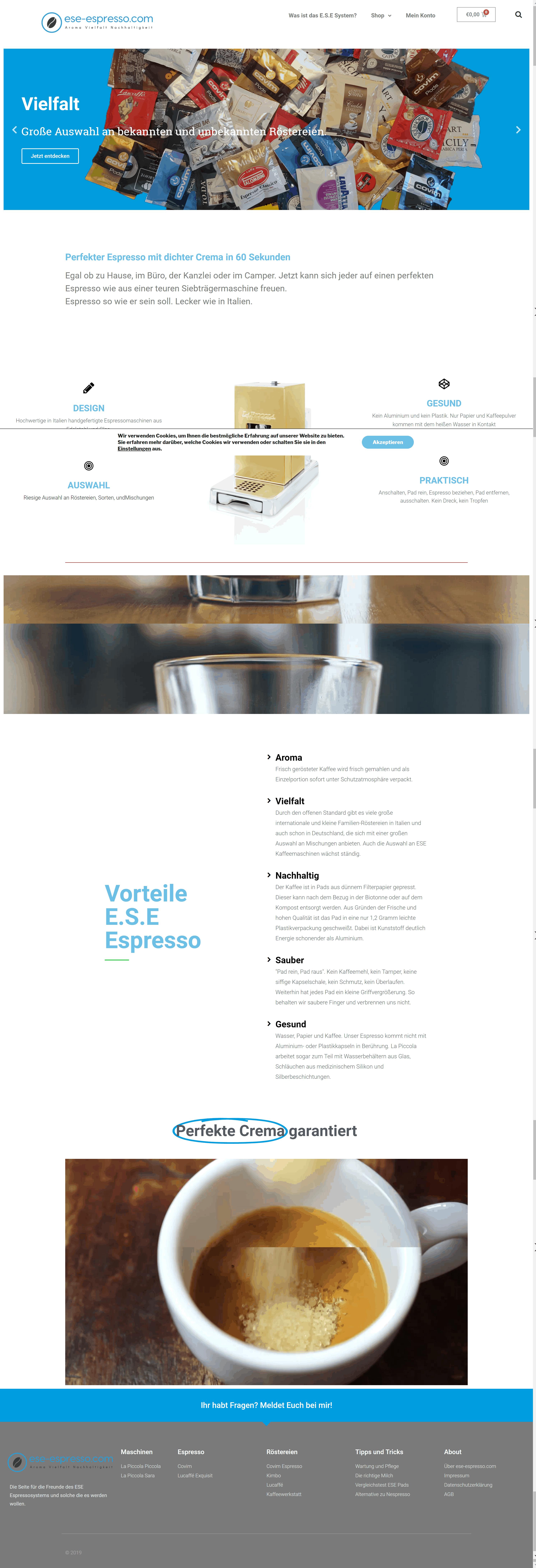 ese-espresso.com